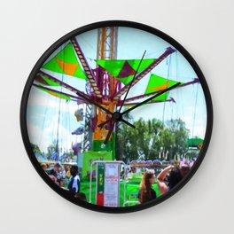 Sky Hawk Wall Clock