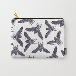 flies with honey Carry-All Pouch