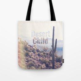 Desert Child Tote Bag