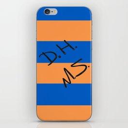 Senior Scribe DH MS iPhone Skin