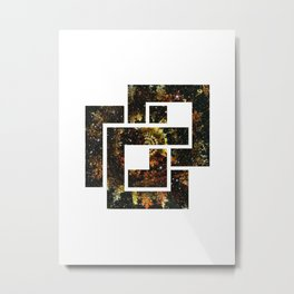 019A Metal Print