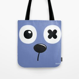 Rabb:it, the cool bunny Tote Bag