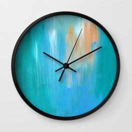 Acrylic 5 Wall Clock
