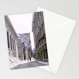 Old Quebec Stationery Cards