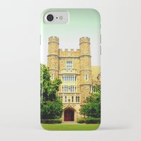 medical iPhone & iPod Cases featuring duke medical by Chromatic Reflections