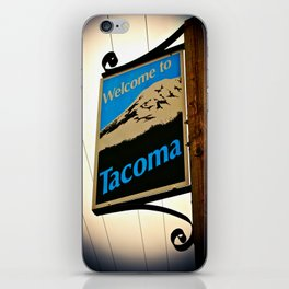 Welcome to Tacoma iPhone Skin