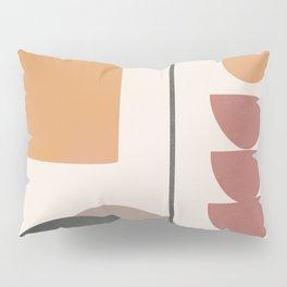 Abstract Minimal Art 02 Pillow Sham
