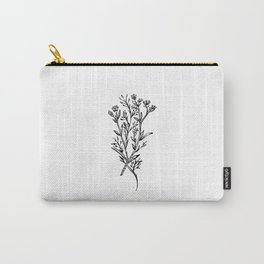 Meadow Wildflower Carry-All Pouch
