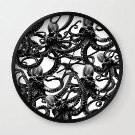Fritto di mare Wall Clock