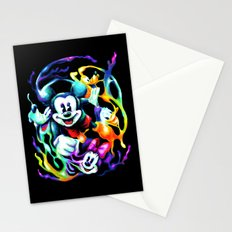 Massive Color Stationery Cards