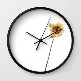 Popping In Wall Clock