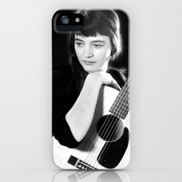 Karen Dalton, 60's iPhone Case