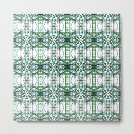 Pattern 48 Metal Print