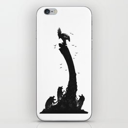 The Long Pursuit  iPhone Skin