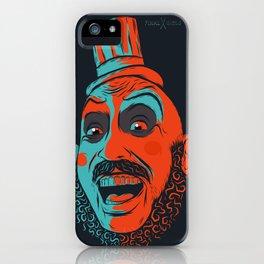 Captain Spaulding iPhone Case