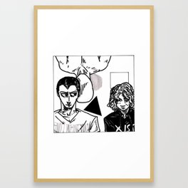 It's an Obsession Framed Art Print