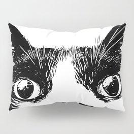 pussycat Pillow Sham
