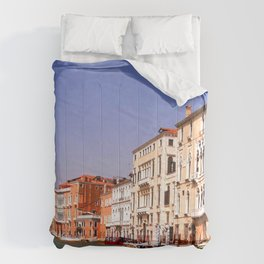 Grand Canal, Venice Comforters