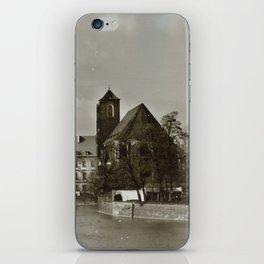 Wroclaw 1 iPhone Skin
