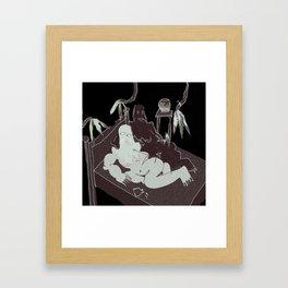 Dwellers  Framed Art Print
