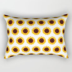 Sunflower 18 Rectangular Pillow