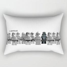 Spartacus Star Wars LEGO - Darth Vader (Long) Rectangular Pillow