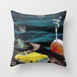 HIGHway 420 Throw Pillow
