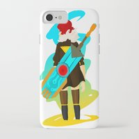 transistor iPhone & iPod Cases featuring Transistor by Jamerson