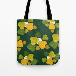 dead leaf club Tote Bag