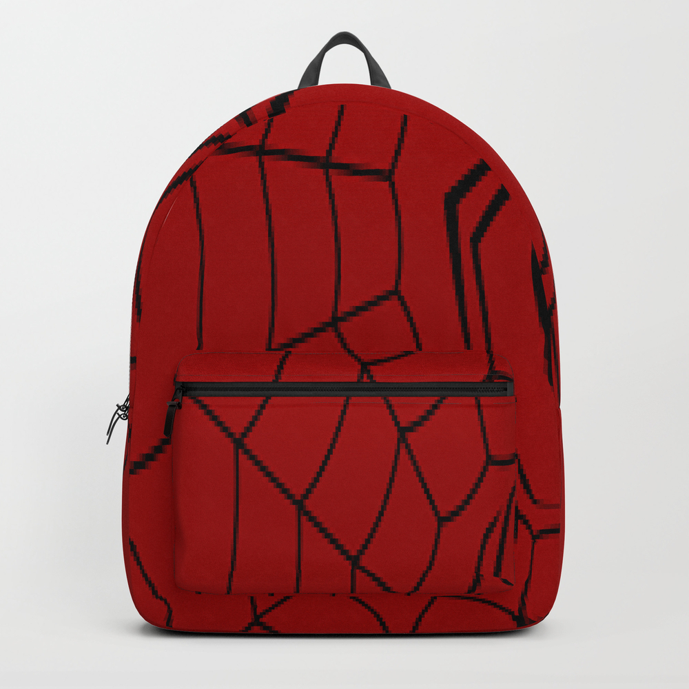 Spider Man Web Backpack by Prodesigner2 BKP8691158