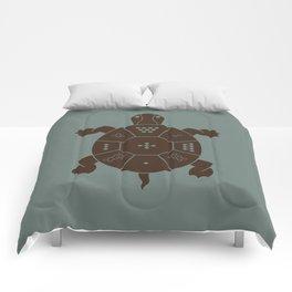 Lo Shu Turtle Comforters