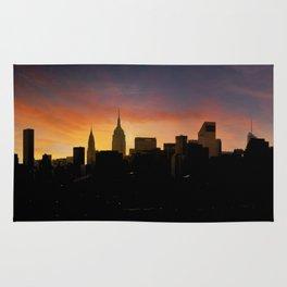 Manhattan Skyline Rug