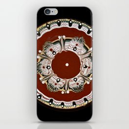 Bulgarian Plate iPhone Skin