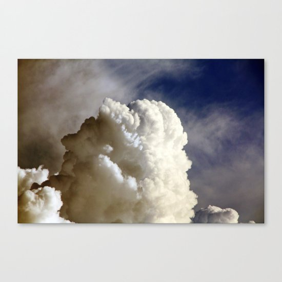 state of fantasy Canvas Print