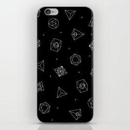 Geometric dream iPhone Skin