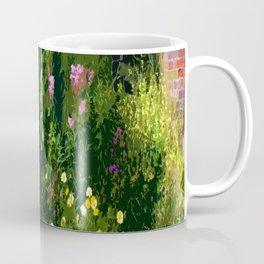 Cozy Garden Flowers Gone Wild Coffee Mug