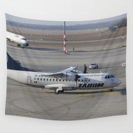 Tarom ATR 42-500 Wall Tapestry