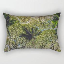 Jungle Canopy Rectangular Pillow