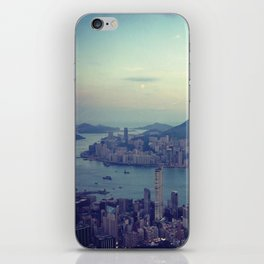 untroubled iPhone Skin