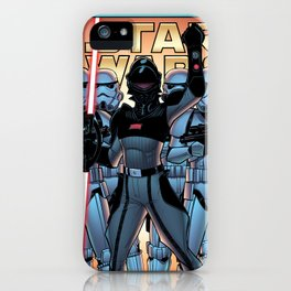 Rise of the Empire iPhone Case