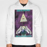 illuminati Hoodies featuring Illuminati  by Static-Thing
