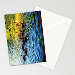 Lake Side Adventures Stationery Cards