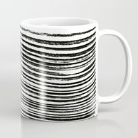 birch Mugs featuring Birch by ilyya