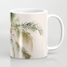 Tropical Palm Tree Coffee Mug