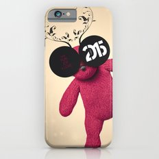 Little Pink Bear said :: Happy New Year 2015 :) '' iPhone 6s Slim Case