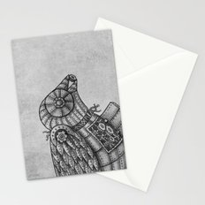 Clockwork Bird  Stationery Cards