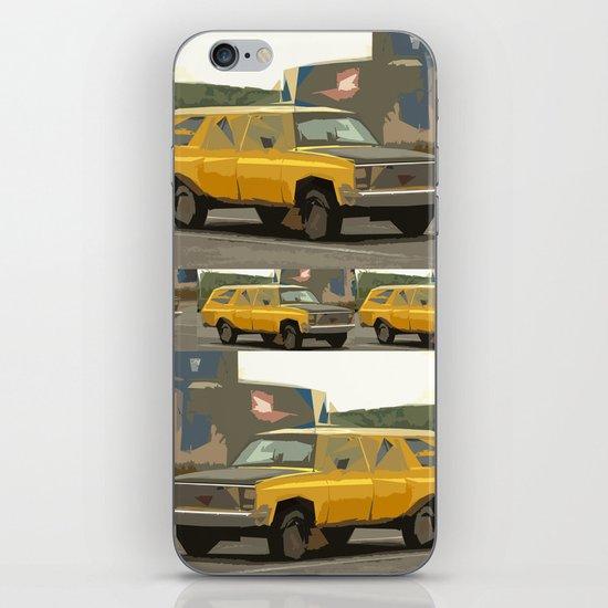 Eric's New Age Suburban Dream iPhone & iPod Skin