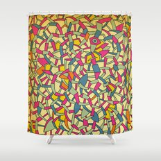 - space 2 - Shower Curtain