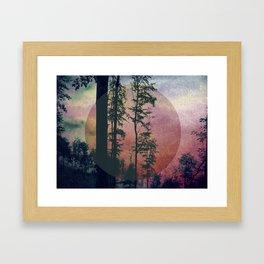 Bosco (Wood) Framed Art Print