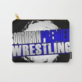 Southern Premier Wrestling Logo Carry-All Pouch